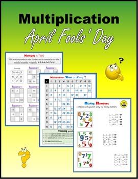 April Fools' Day (Multiplication)