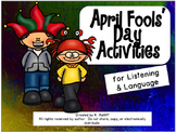 April Fools' Day Activities for Listening and Language