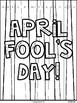 April Fools' Day *BUNDLE*