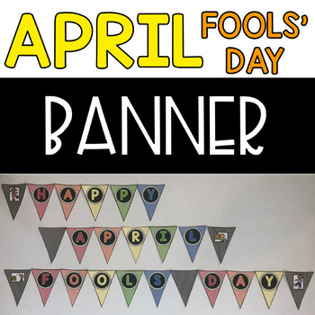 April Fools' Day Banner