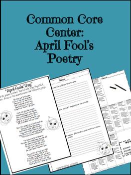 April Fools' Day  Center