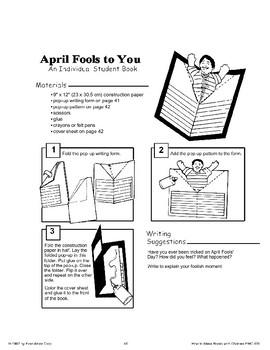 April Fools' Day: Making Books