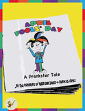 April Fools' Day Mini Book - A Prankster Tale