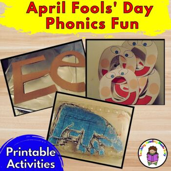 April Fools Day Phonics Fun
