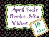 April Fools Day Phonics Jokes