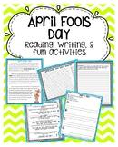 April Fools' Day Reading, Writing, & Fun activities