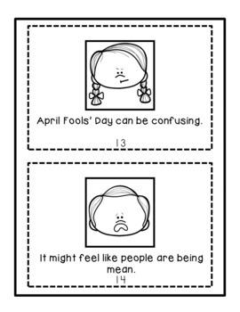 April Fools' Day Social Skills