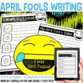 April Fools Day Writing