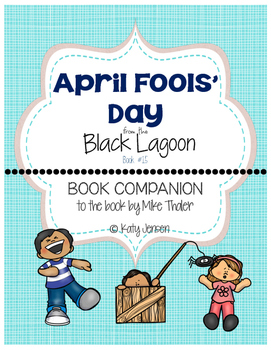 April Fools' Day from the Black Lagoon Book Companion