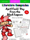 April Fools' Day from the Black Lagoon Literature Companion