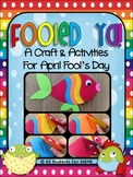 April Fool's Craftivity