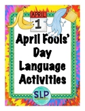 April Fools' Language Packet