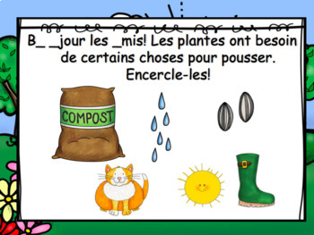 April French Morning Messages