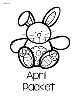April Fun Packet