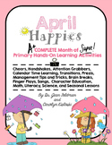 April HAPPIES with Dr. Jean