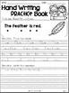 April Hand Writing Practice Book