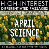 April Passages: Science