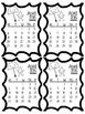 April Homework Chart