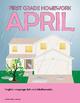 April Homework or Class Activities - Kindergarten & First Grade