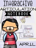 April Interactive Articulation Notebook