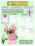 April Journal Packet