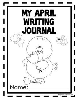 April Journal Packet