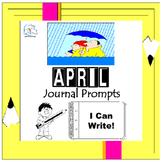 April Writing Prompts | April Journal Prompts