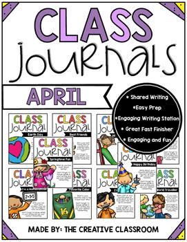 April Journals
