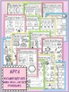 April Easter Spring Kindergarten Math and Literacy NO PREP Common Core Aligned