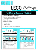 April LEGO Challenges