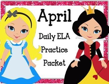 April Language Activities