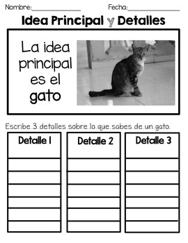 April Language Arts Homework For First Graders