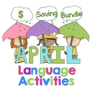 April Language Bundle - $ saving