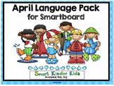 2019 April Language Pack for SMARTboard