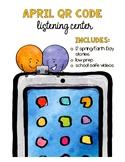 April QR Code Listening Center