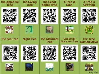 April Listening Center - Trees