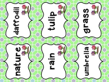 April Literacy Centers {Common Core Aligned for 2nd and 3rd Graders}