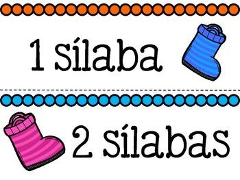 April Literacy Centers SPANISH - Centros de Lectura Abril