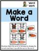 April Literacy Menu 1st Grade