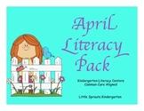 April Literacy Pack