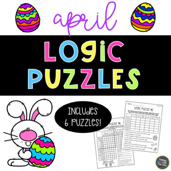April Logic Puzzles