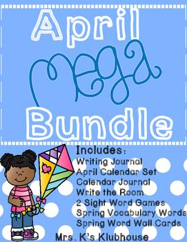 April MEGA Bundle