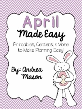 April Made Easy!