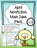 April Main Idea