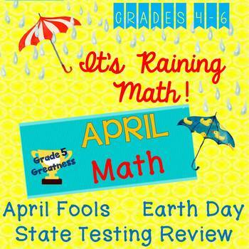 Math for Earth Day and All Things April