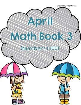 April Math Book 3