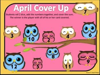 April Math