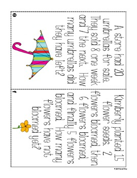 April Math Centers - CC Aligned