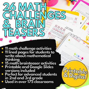 Easter Math Worksheets | Math Distance Learning | Spring Math Worksheets