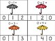 April Math Fact Clip Cards: Addition and Subtraction to 10